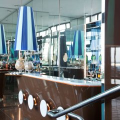 Отель Grande Albergo Delle Nazioni Бари гостиничный бар