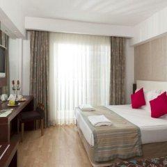 Seher Resort & Spa Турция, Сиде - отзывы, цены и фото номеров - забронировать отель Seher Resort & Spa - All Inclusive онлайн комната для гостей фото 4