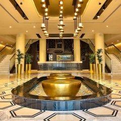 Отель Occidential Dubai Production City интерьер отеля фото 2