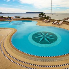 Отель Ocean Marina Yacht Club На Чом Тхиан бассейн фото 2