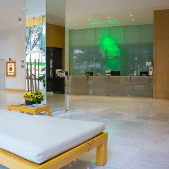 Отель Holiday Inn Express And Suites Mexico City At The Wtc Мехико интерьер отеля
