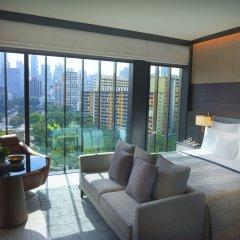 Отель InterContinental Singapore Robertson Quay комната для гостей фото 2