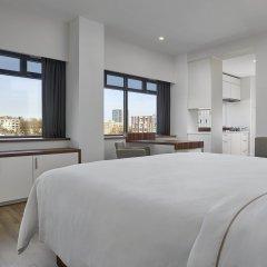 Отель Element Amsterdam комната для гостей