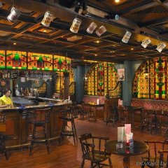 Отель Nihal Palace Дубай гостиничный бар