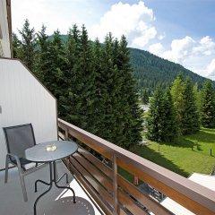 Отель Cresta Sun Швейцария, Давос - отзывы, цены и фото номеров - забронировать отель Cresta Sun онлайн балкон