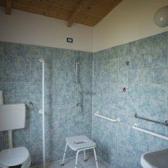 Отель Nuovo Natural Village Потенца-Пичена ванная