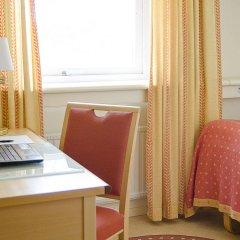 Отель Sunderby Folkhögskola Hotell & Konferens удобства в номере
