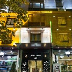 Отель Ampère Франция, Париж - отзывы, цены и фото номеров - забронировать отель Ampère онлайн фото 6