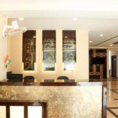 Отель Treebo Trend Blueberry Inn Индия, Райпур - отзывы, цены и фото номеров - забронировать отель Treebo Trend Blueberry Inn онлайн интерьер отеля