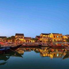 Thanhbinh Ii Antique Hotel Хойан приотельная территория