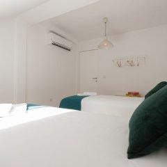 Апартаменты Santa Justa Apartments 24, Downtown Center комната для гостей фото 5