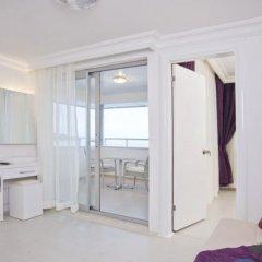 Azak Beach Hotel комната для гостей фото 5