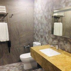 Отель Jermuk and SPA Армения, Джермук - отзывы, цены и фото номеров - забронировать отель Jermuk and SPA онлайн ванная