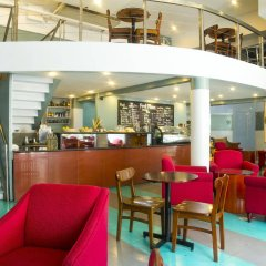 Отель The Pearl Manila Hotel Филиппины, Манила - отзывы, цены и фото номеров - забронировать отель The Pearl Manila Hotel онлайн гостиничный бар