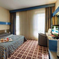 Отель Federico II Италия, Джези - отзывы, цены и фото номеров - забронировать отель Federico II онлайн комната для гостей фото 4