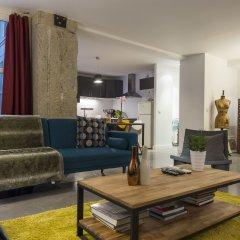 Отель L'imprimerie - Appartements Hotel Франция, Лион - отзывы, цены и фото номеров - забронировать отель L'imprimerie - Appartements Hotel онлайн комната для гостей фото 3