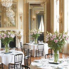 Shangri-La Hotel Paris Париж помещение для мероприятий