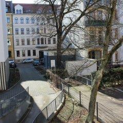 Отель Gästehaus Andante балкон