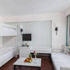 Monachus Hotel & Spa Турция, Сиде - отзывы, цены и фото номеров - забронировать отель Monachus Hotel & Spa - All Inclusive онлайн комната для гостей фото 2