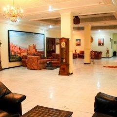 Отель Hôtel Farah Al Janoub Марокко, Уарзазат - отзывы, цены и фото номеров - забронировать отель Hôtel Farah Al Janoub онлайн интерьер отеля фото 3