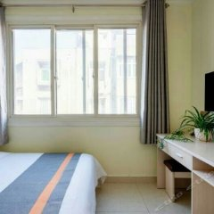 Отель Shunjia Hotel Китай, Сиань - отзывы, цены и фото номеров - забронировать отель Shunjia Hotel онлайн комната для гостей фото 4