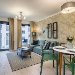 Апартаменты Prague Luxury Apartments комната для гостей фото 4