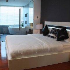 Отель Ananya Beachfront Condominium Паттайя комната для гостей фото 3