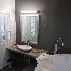 Отель Amoudi Villas Греция, Остров Санторини - отзывы, цены и фото номеров - забронировать отель Amoudi Villas онлайн ванная фото 2