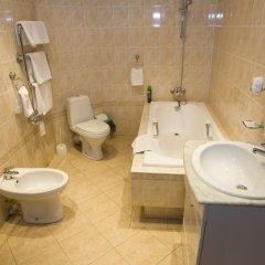 Гостиница Приокская в Калуге 10 отзывов об отеле, цены и фото номеров - забронировать гостиницу Приокская онлайн Калуга ванная фото 2