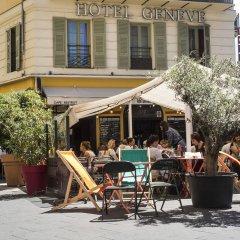Hotel Le Geneve Ницца фото 10