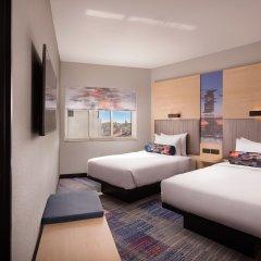 Отель Aloft Madrid Gran Via комната для гостей фото 2