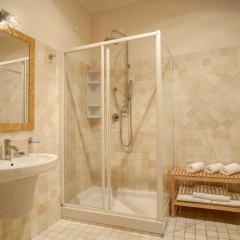 Отель Domus Liberius - Rome Town House Италия, Рим - 2 отзыва об отеле, цены и фото номеров - забронировать отель Domus Liberius - Rome Town House онлайн ванная