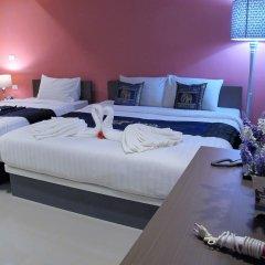 Отель Suvarnabhumi Oriental Resort Бангкок комната для гостей фото 3