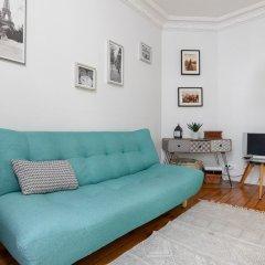 Апартаменты Bastille - Ledru Rollin Apartment комната для гостей фото 5