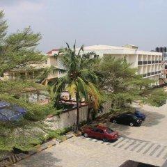Pelican Hotel Lekki парковка