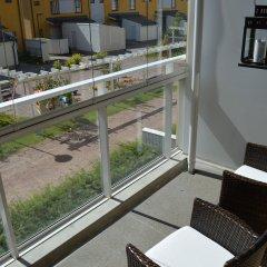 Отель Avia Suites Vantaa Финляндия, Вантаа - отзывы, цены и фото номеров - забронировать отель Avia Suites Vantaa онлайн балкон
