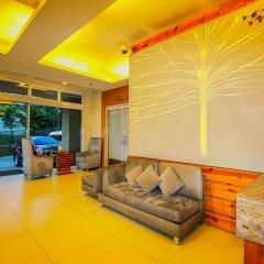 Отель Chalet Baguio Филиппины, Багуйо - отзывы, цены и фото номеров - забронировать отель Chalet Baguio онлайн интерьер отеля фото 2