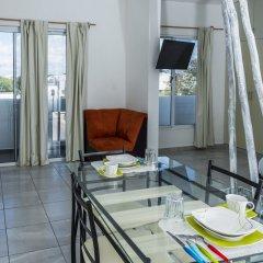 Отель Suite 24 Плая-дель-Кармен в номере