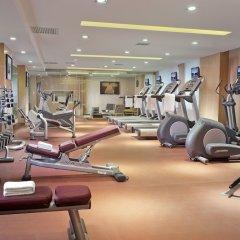 Отель Citadines Xingqing Palace Xi'an фитнесс-зал