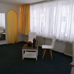 Отель Lex im Gartenhof Германия, Мюнхен - отзывы, цены и фото номеров - забронировать отель Lex im Gartenhof онлайн комната для гостей фото 5