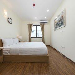 Апартаменты Granda Quan Hoa Apartment комната для гостей фото 5
