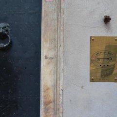 Отель B&B Piccoli Leoni Генуя ванная