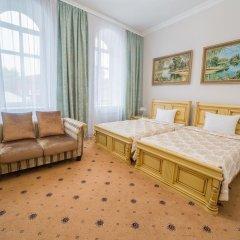 Гостиница Губернаторъ в Твери 5 отзывов об отеле, цены и фото номеров - забронировать гостиницу Губернаторъ онлайн Тверь комната для гостей фото 4