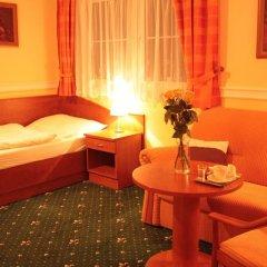 Отель Bajkal Чехия, Франтишкови-Лазне - отзывы, цены и фото номеров - забронировать отель Bajkal онлайн комната для гостей фото 2
