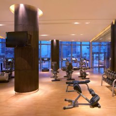 Отель Grand Hyatt Macau фитнесс-зал