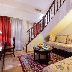 Отель Golden Tulip Farah Marrakech Марокко, Марракеш - 2 отзыва об отеле, цены и фото номеров - забронировать отель Golden Tulip Farah Marrakech онлайн комната для гостей фото 2