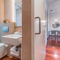 Отель Habitat Apartments Paseo de Gracia Suite Испания, Барселона - отзывы, цены и фото номеров - забронировать отель Habitat Apartments Paseo de Gracia Suite онлайн ванная