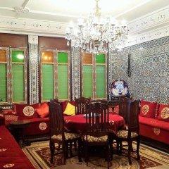 Отель Malabata Guest House Марокко, Танжер - отзывы, цены и фото номеров - забронировать отель Malabata Guest House онлайн интерьер отеля