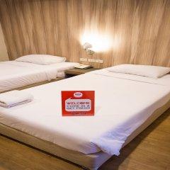 Отель Nida Rooms Yanawa Sathorn City Walk Бангкок комната для гостей фото 2