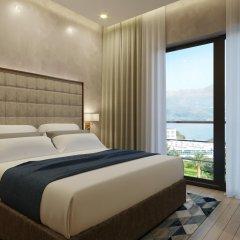 Отель Lusso Mare Черногория, Будва - отзывы, цены и фото номеров - забронировать отель Lusso Mare онлайн комната для гостей фото 2